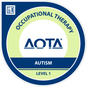 AOTA Occupational Therapy Autism Level 1