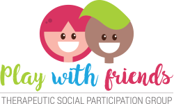 Play With Friends : Therapeutic Social Participation Group